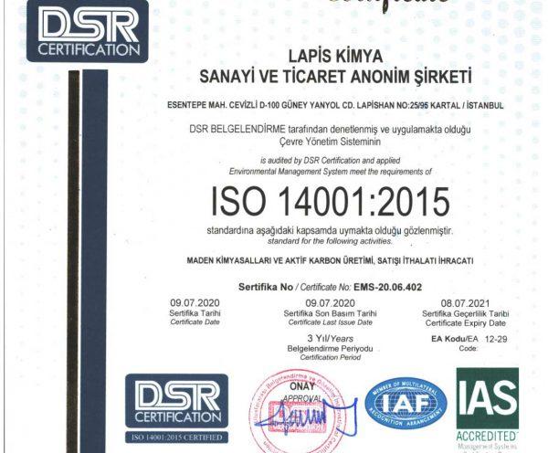 DSR-ISO-14001
