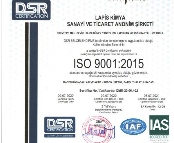 DSR-ISO-9001
